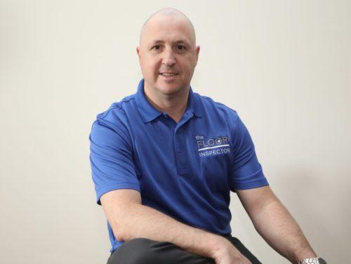 John Kirec: Certified Floor Inspector