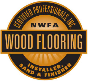 NWFA - Certified Installer, Sand & Finisher